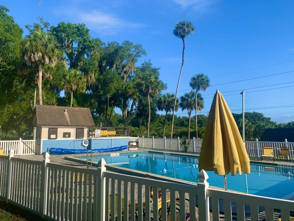 KOA Orlando Pool Amenities