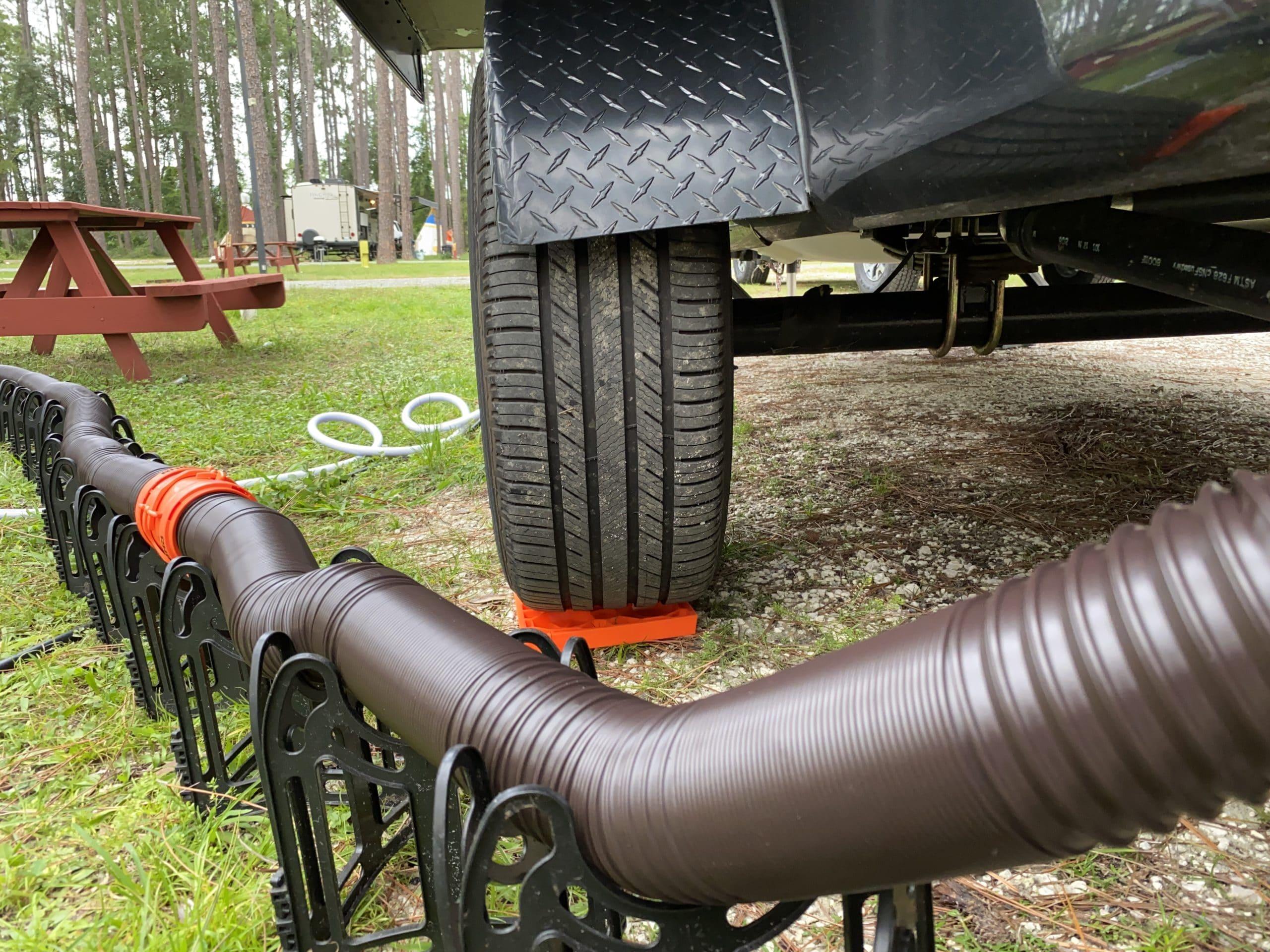 black water camper sewer hose