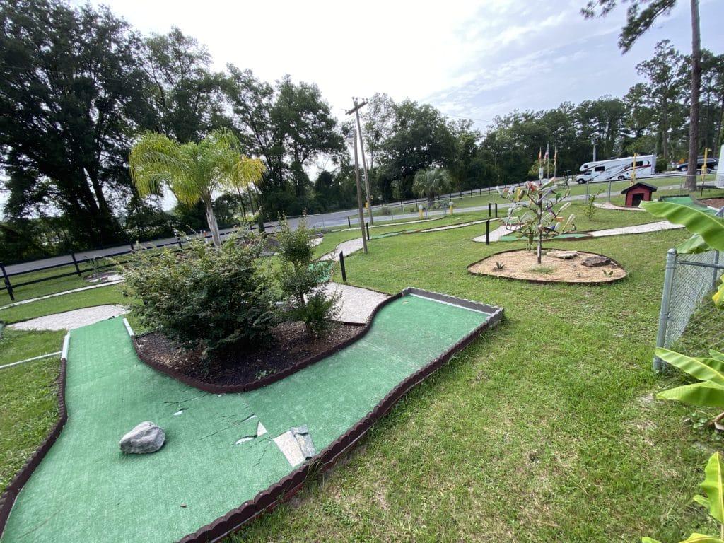 KOA Campground Mini Golf
