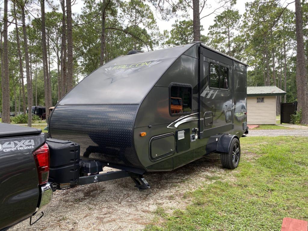 KOA Campground Camper Camping