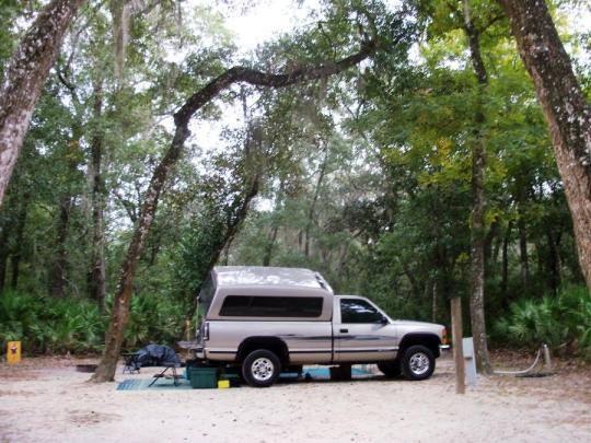camp site faver-dyke