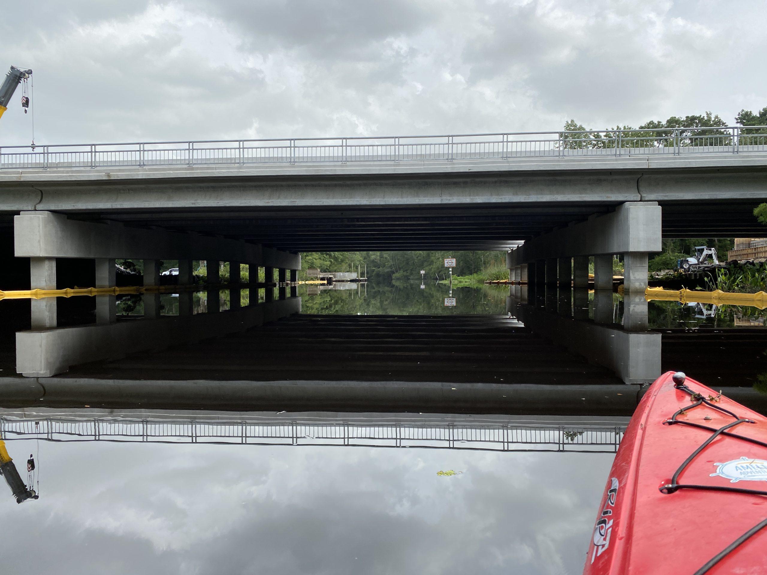 lofton creek kayaking