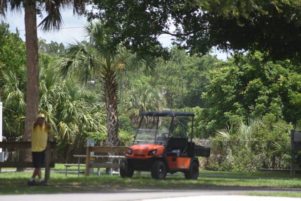 KOA Orlando Campsite
