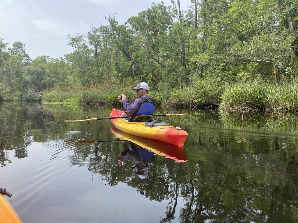 kayak amelia lofton creek