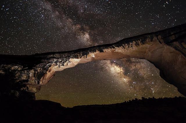 stars Dark Sky Park