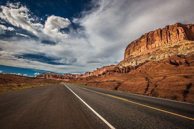 outdoor road