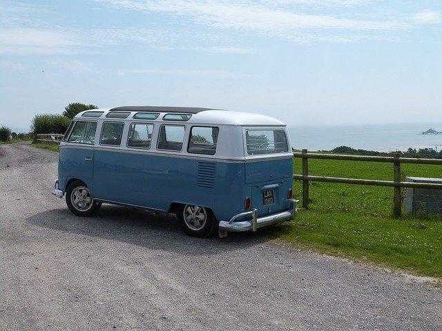 van car camping