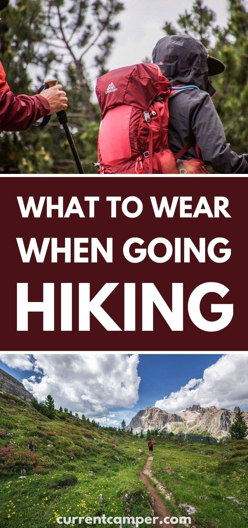 #hiking #hike hiking tips #camp camping tips #camping #nature #wilderness travel