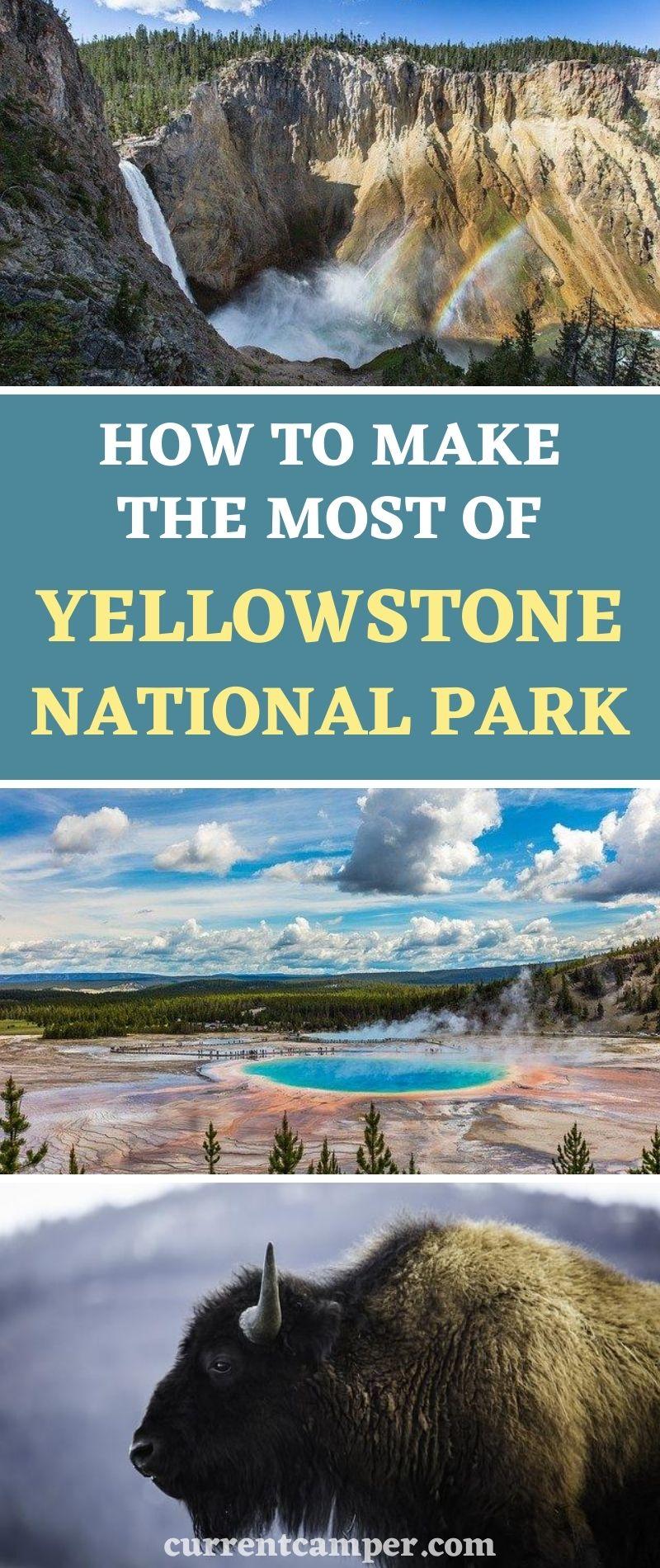 #yellowstone Yellowstone national park #nationalpark #nps #camping camping tips #travel #usa America