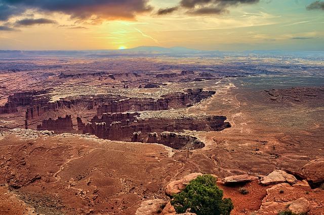 Canyondlands National Park Utah