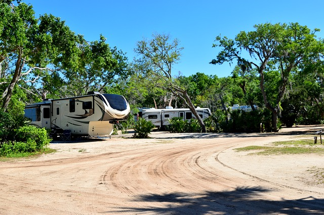 Florida RV Camping Campground