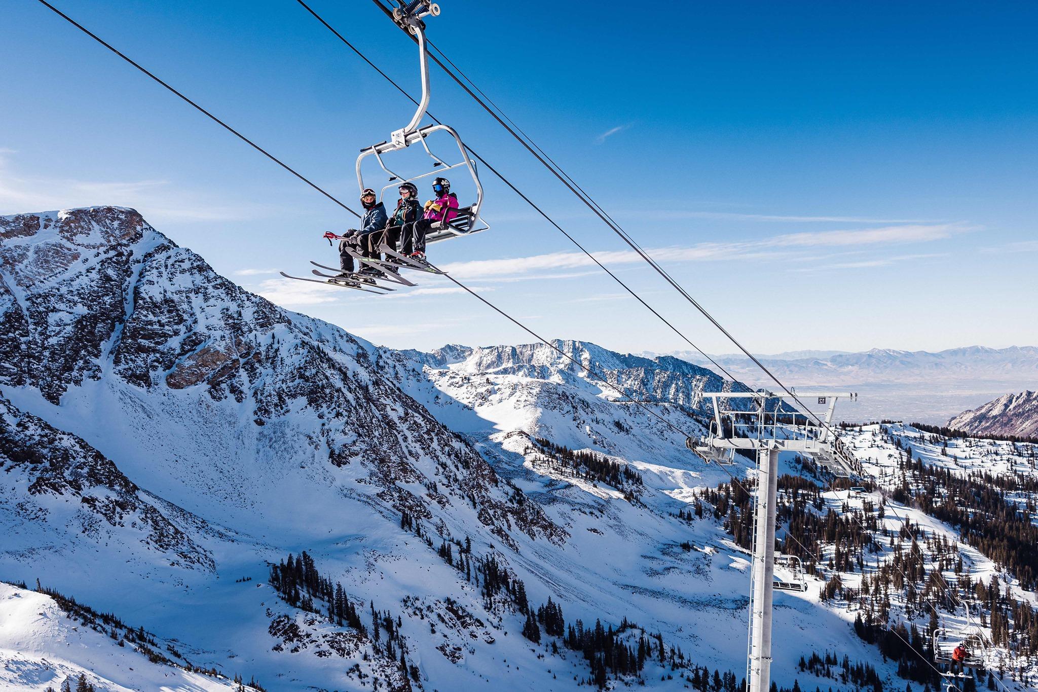 Salt Lake Ski Resorts