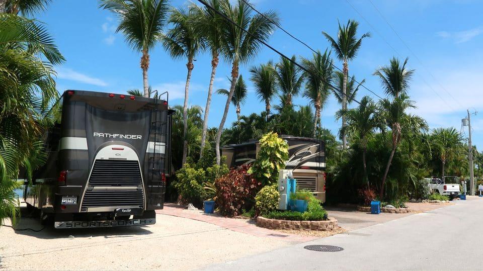 bluewater key rv resort florida