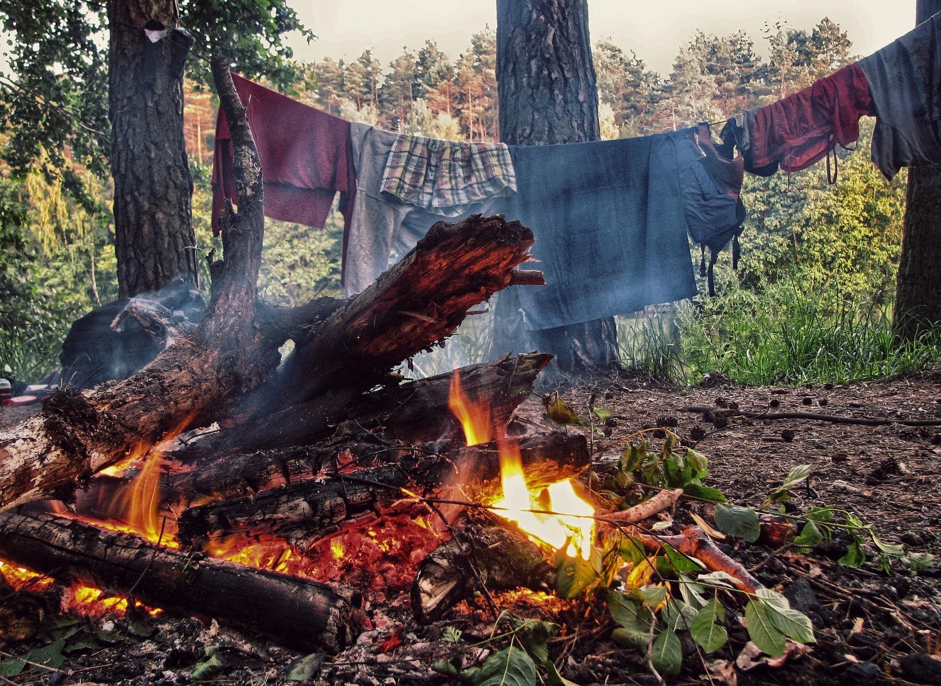 campfire clothing line pixabay