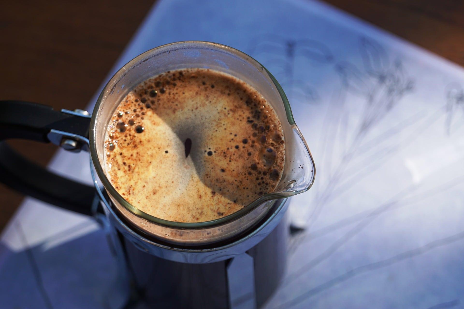french press coffee pixabay