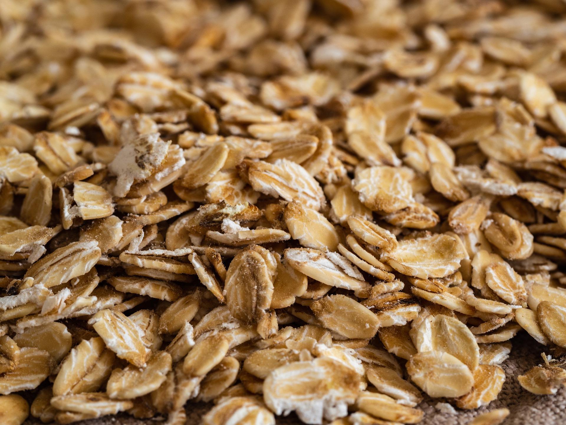 oatmeal oats breakfast pixabay
