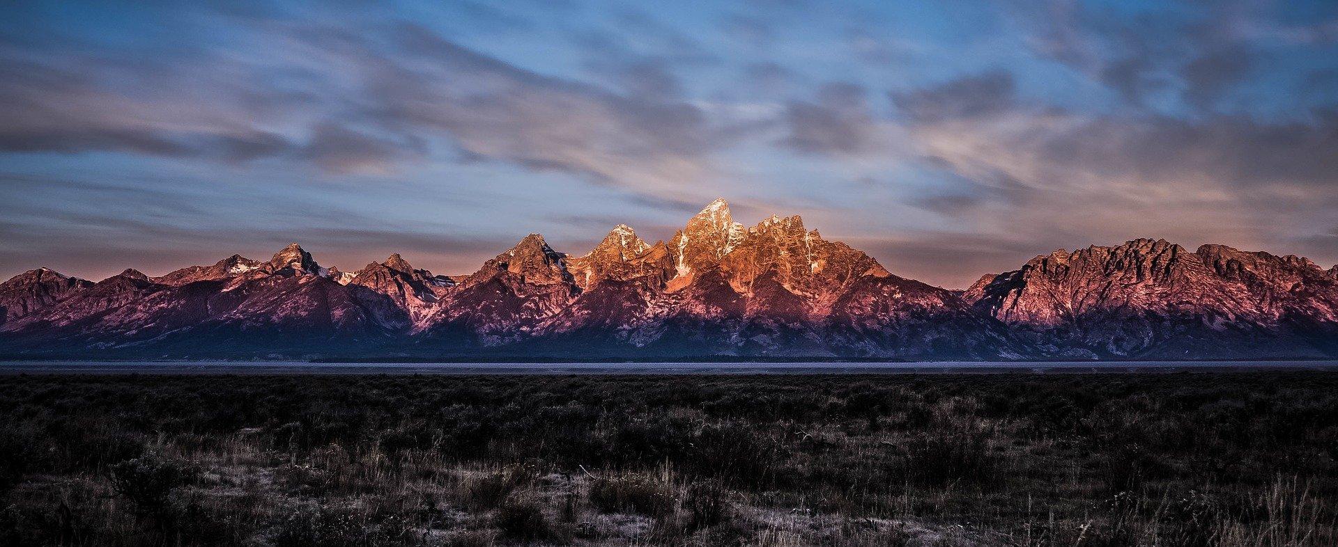 grand teton national park pixabay
