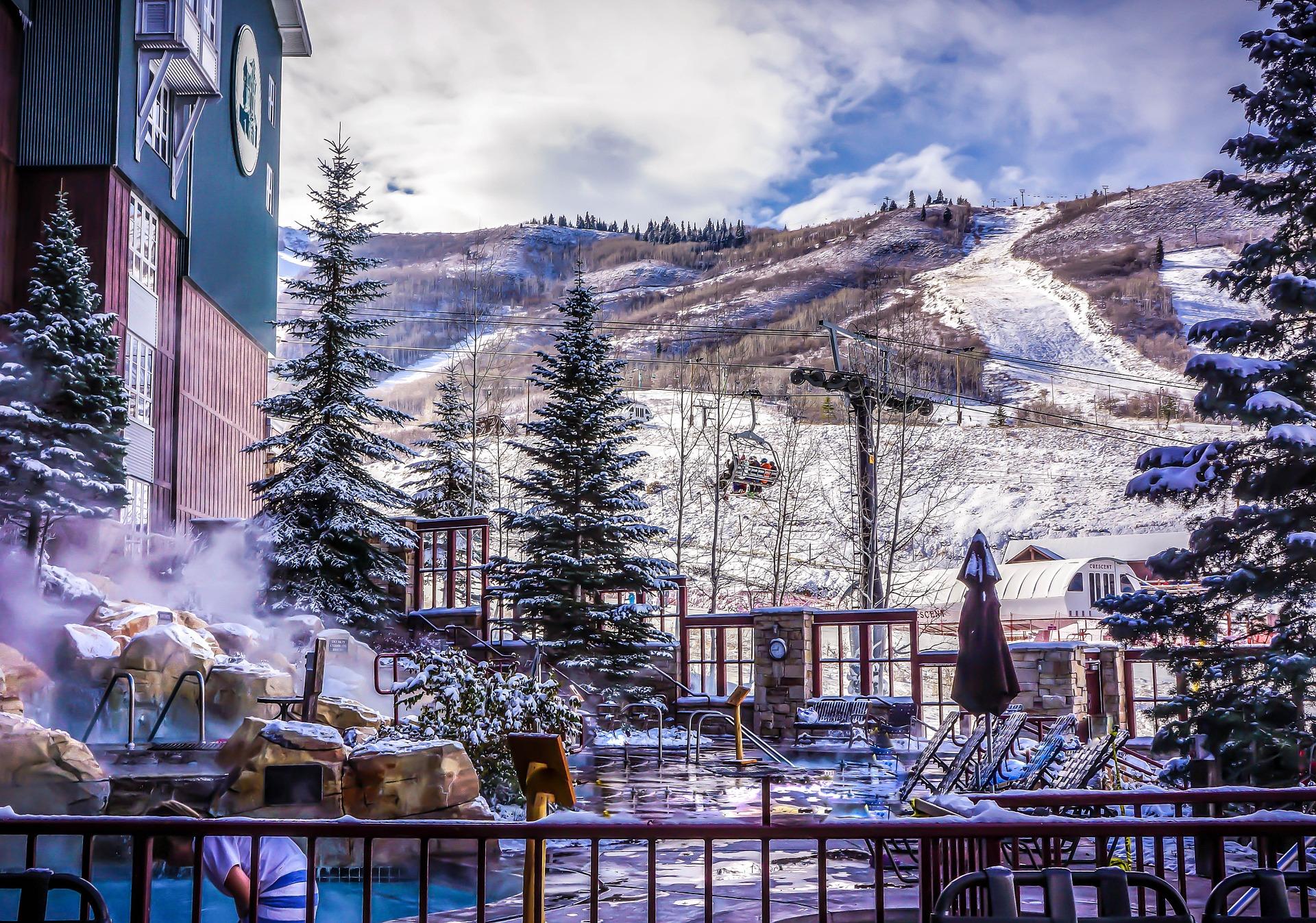 park city marriott pixabay ski resort