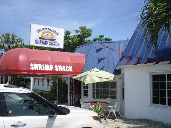 shrimp shack islamorada