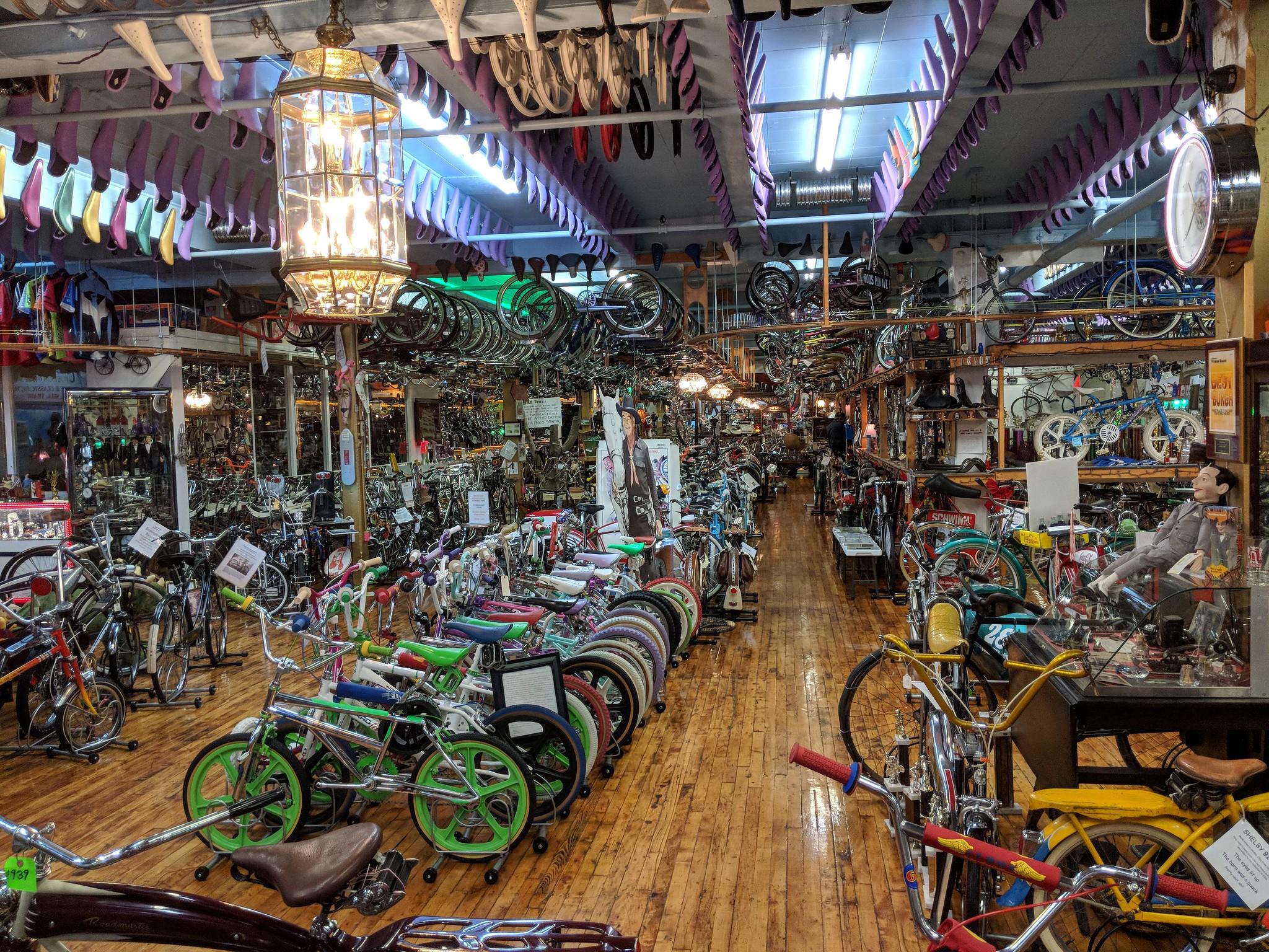 bicycle shop flickr