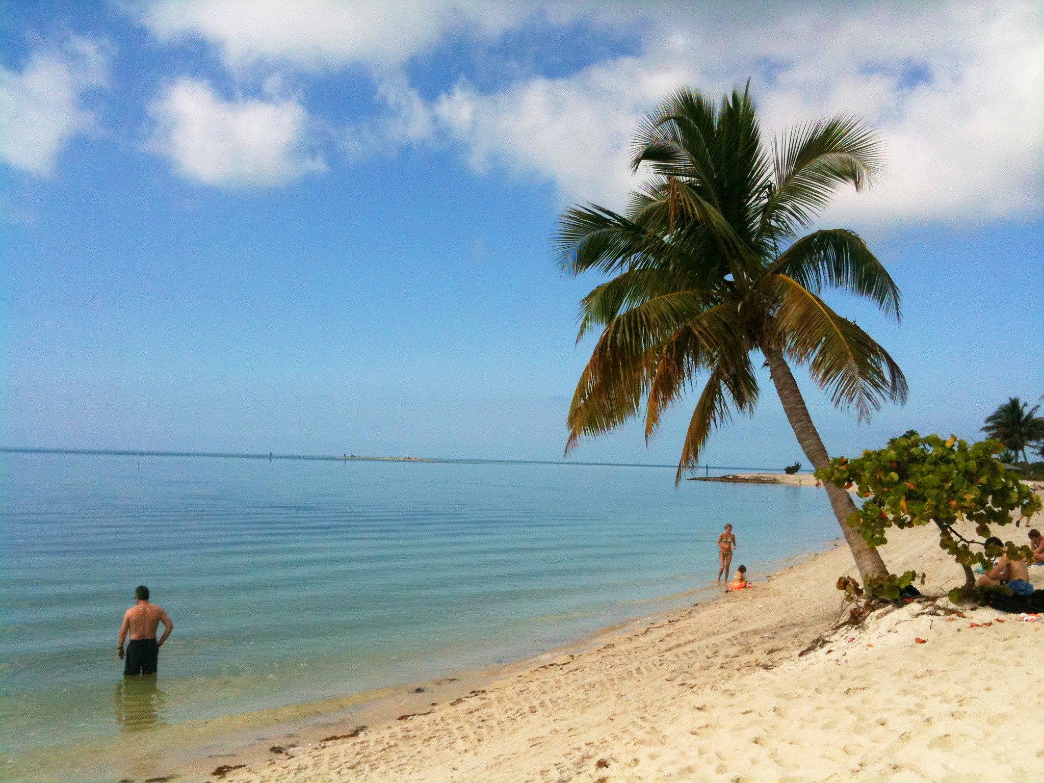 sombrero beach marathon florida keys