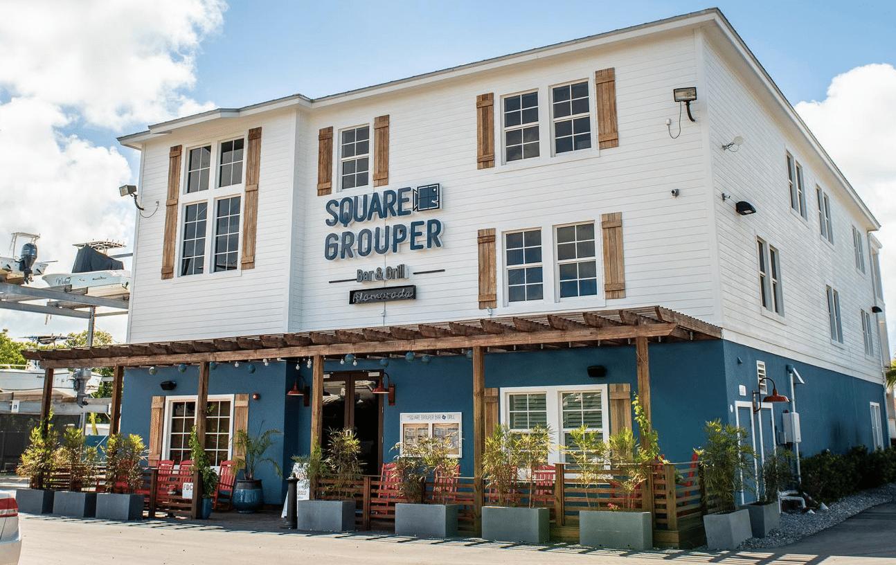 square grouper islamorada