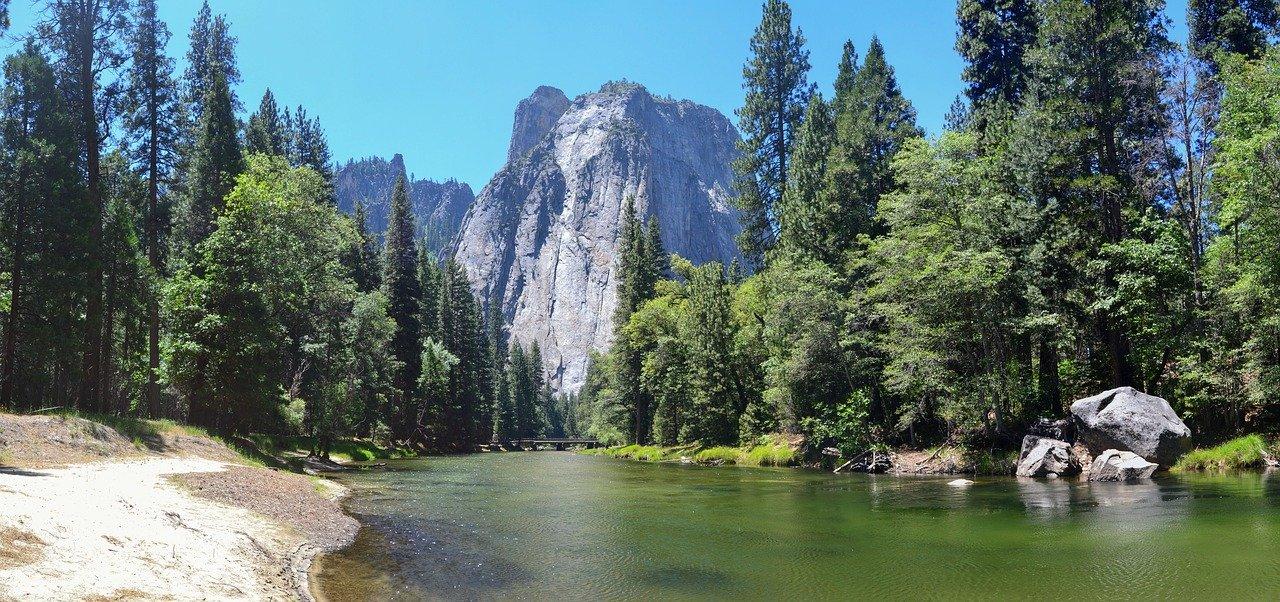yosemite national park pixabay