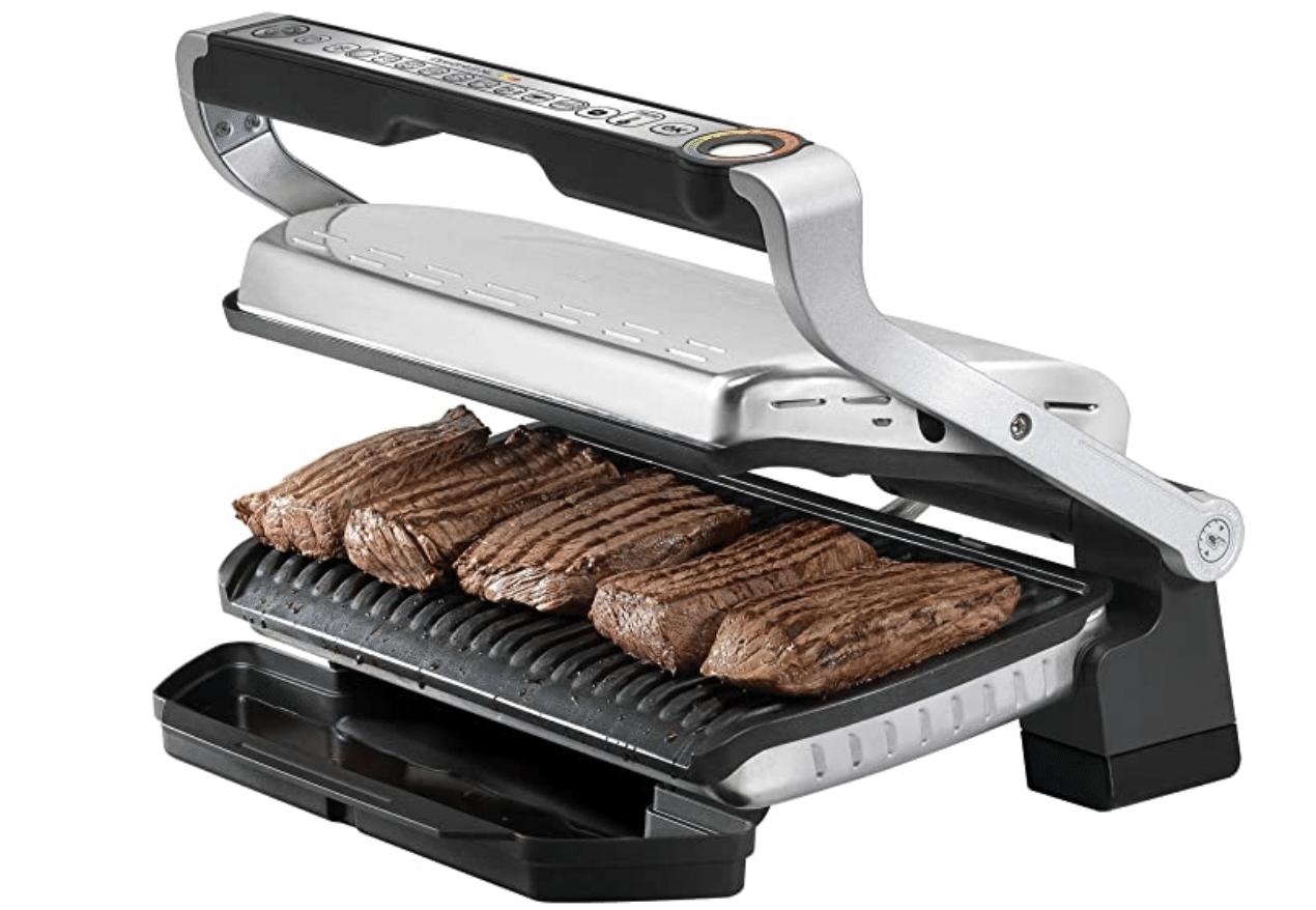 t-fal optigrill camping grill