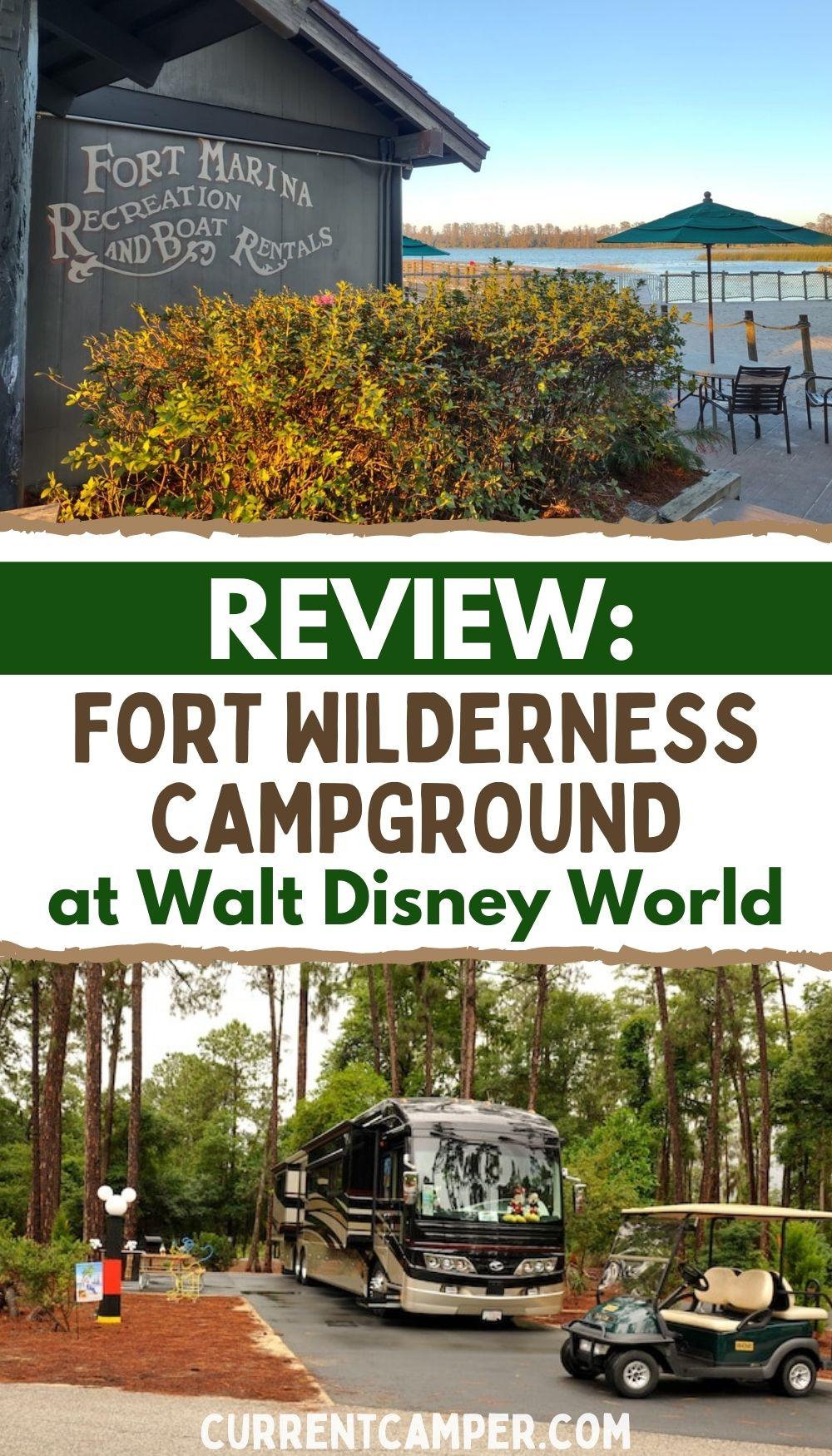 disney world fort wilderness campground