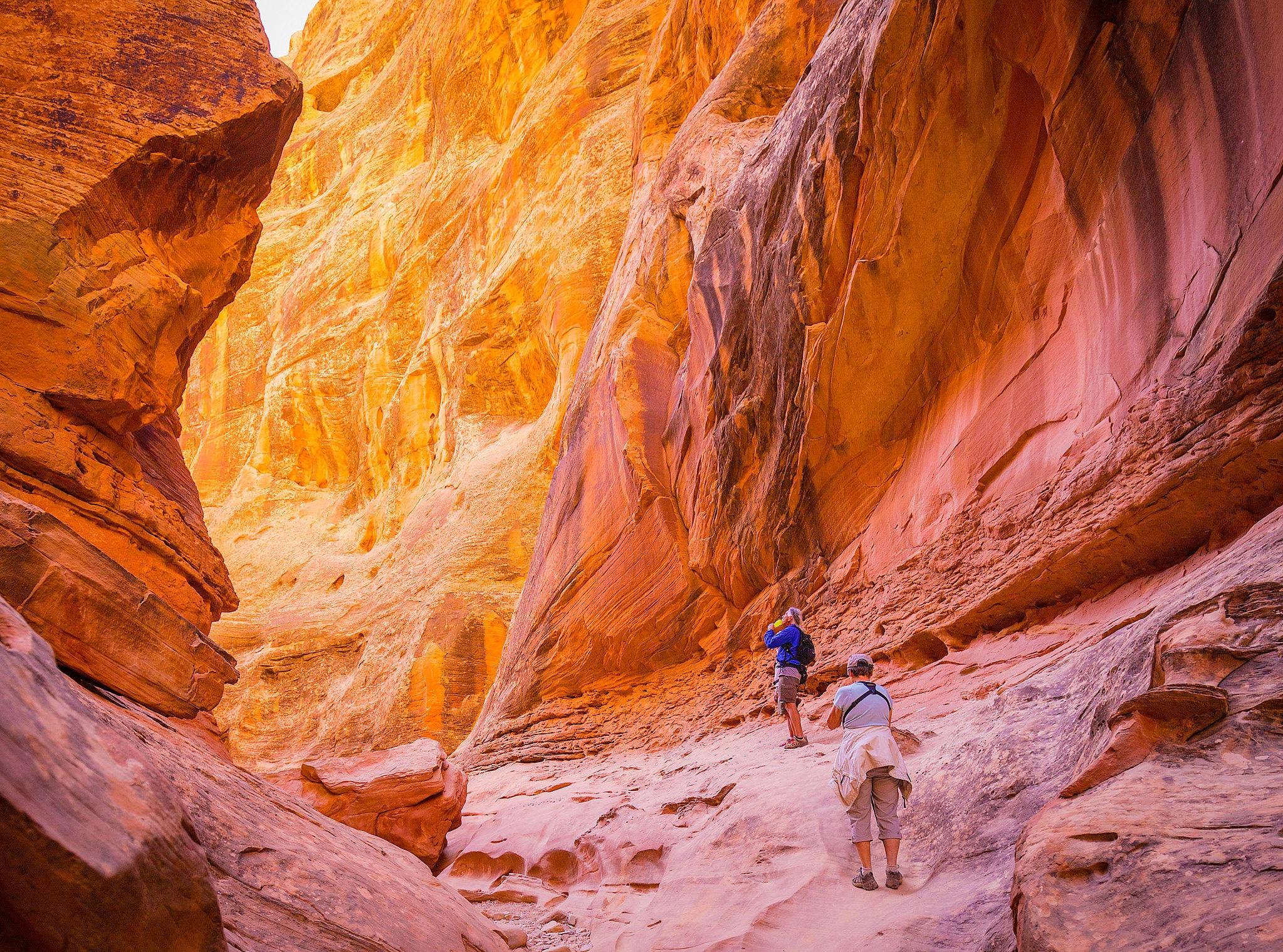Little Wildhorse Canyon