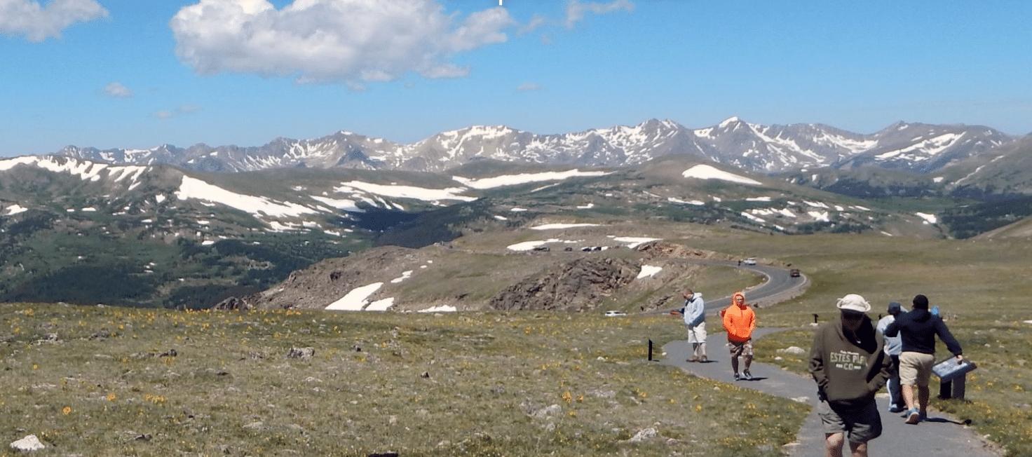 alpine tundra ecosystem rocky mountain national park