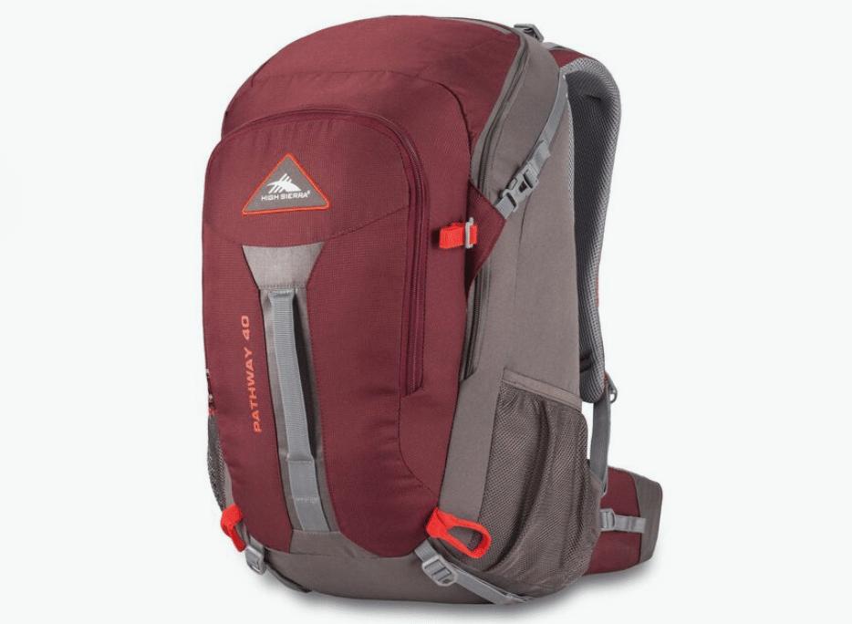 hiking backpacking backpack