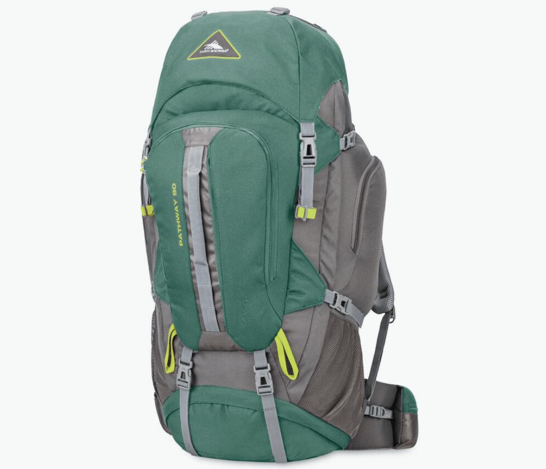 90 liter backpacking backpack